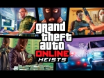 GTA 5 Online Heist