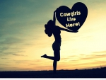 Cowgirls Live Here!