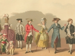 18th century French Clothing