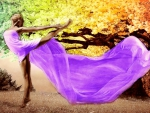Welcoming Spring~ ♥ ~Purplicious Colors