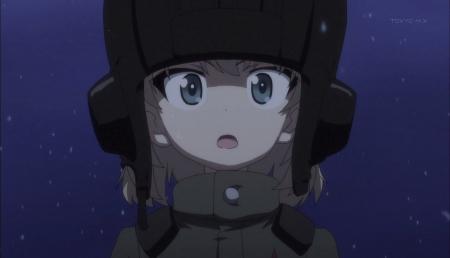 Katyusha is surprised - Other & Anime Background Wallpapers