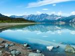 Reflection in the Yukon