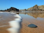 Gorgeous Day at Bedruthan Steps