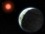 Exoplanet Gliese 581g