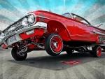 1960 Chevy Impala Lowrider