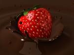 *Chocolate Strawberry*