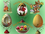 Happy Easter to my friends