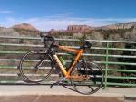 Cycling in Sedona, Arizona