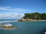 Cove off Labadee, Haiti