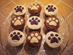 Pup cakes Cup cakes