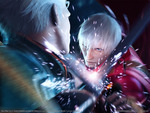 devil may cry(the battle of brothers)