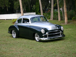 1950 chevy fastback