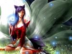 Ahri the Nine Tailed Fox