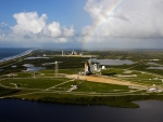 space shuttle cape canaveral