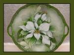 Porcelaine_Painting Flowers
