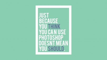Graphic Design Pun 3 - humor, green, graphic design, typography, pun