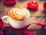 *Cappuccino Heart*