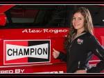 Alex Rogeo gorgeous brunette