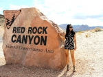 Red Rock Cowgirl