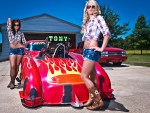 Hot Rod Cowgirls