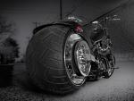 Kustom Harley Chopper