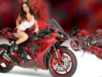 Babe and Bike