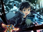 Kirito Attacks