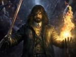 Pirate Fire Sword