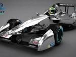 Formula E Racing Car