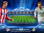 ATLETICO MADRID - REAL MADRID  CHAMPIONS LEAGUE QUARTER-FINALS 2015
