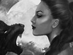 Vampire And Wolf