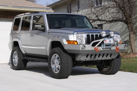 Jeep Commander XK - thrill, fun, jeep, ride