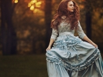 Redhaired Beauty