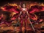 Angel on Fire