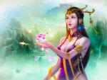 Asian Fantasy Art
