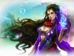 Asian Fantasy Beauty