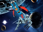 Superman vs Brainiac
