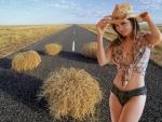 Cowgirl Brooke Thomsen