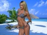 Bikini Model Candice Swanepoel