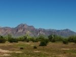 Superstition Mountain Arizona