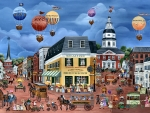 Balloons Over Anapolis 1