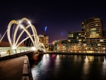 Bridge in Melbourne Australia