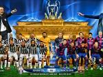 JUVENTUS - FC BARCELONA CHAMPIONS LEAGUE FINAL 2015