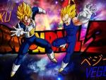 Goku/Vegeta Super Saiyans