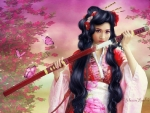 Pink Geiko