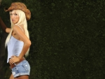 Cowgirl Pose