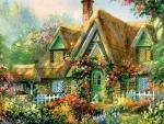 Wellwood cottage