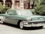 1958 Buick Super Riviera Coupe