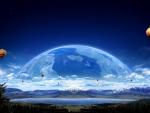 Air Ballon PLanet