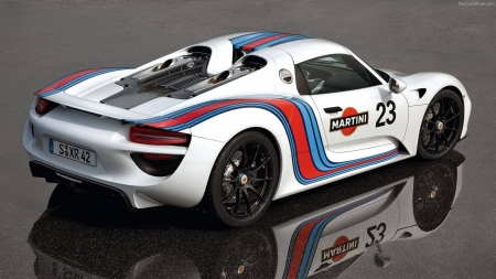 Porsche 918 Spyder - Car, Spyder, Sports, Porsche, Racing, 918